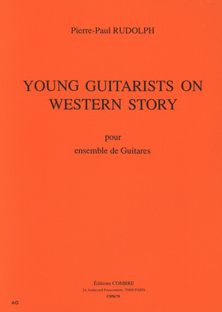 Rudolph Pierre Paul: Young Guitarists On Western Story