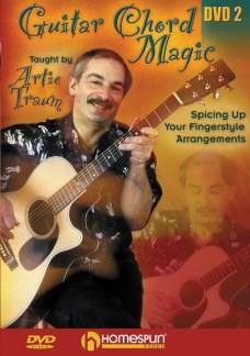 Artie Traum: Guitar Chord Magic