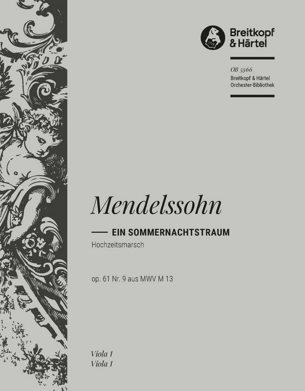 Felix Mendelssohn Bartholdy: Wedding March