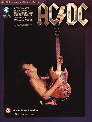 AC/DC: AC/DC - Guitar Signature Licks