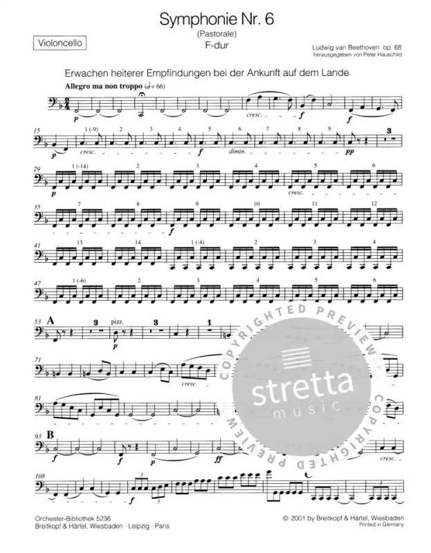 6 Sinfonie Beethoven