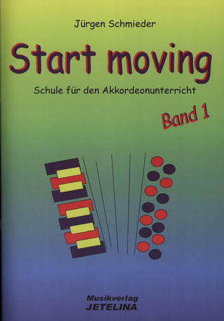 Jürgen Schmieder: Start moving 1