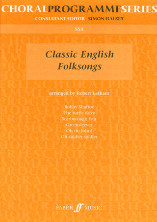 Classic English Folksongs