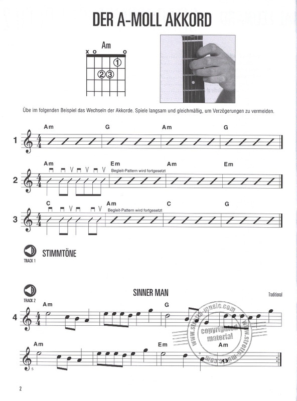Schmid Will + Koch Greg: Hlgm Gitarrenmethode Buch 2 Book Only (1)
