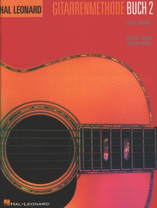 Schmid Will + Koch Greg: Hlgm Gitarrenmethode Buch 2 Book Only