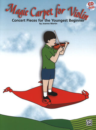Joanne Martin: Magic Carpet For Violin