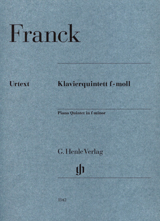César Franck: Piano Quintet in f Minor