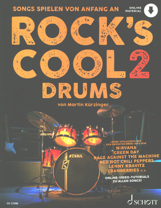 Martin Kürzinger: Rock's Cool DRUMS 2