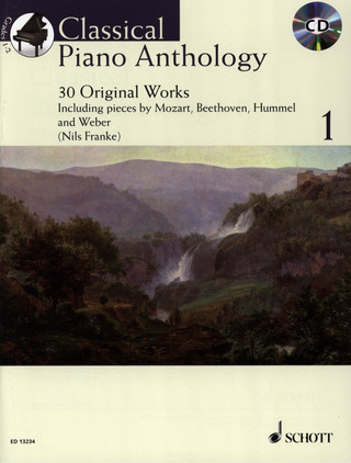 Classical Piano Anthology 1