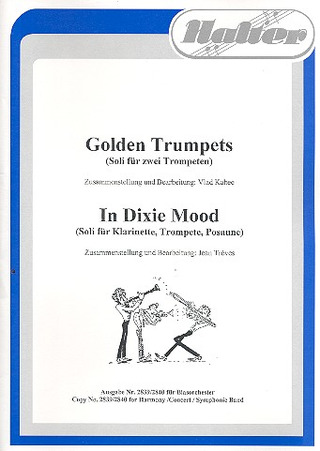 Kabec Vlad + Treves Jean: Golden Trumpets + In Dixie Mood
