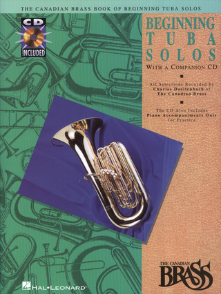 Canadian Brass: Book Of Beginning Tuba Solos