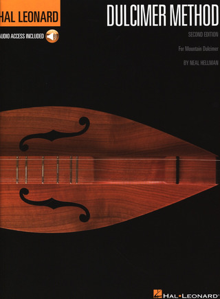 Hellman Neal: Dulcimer Method Beginning To Intermediate Players