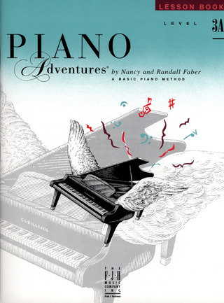 Randall Faber m fl.: Piano Adventures 3A – Lesson