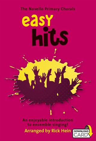 The Novello Primary Chorals: Easy Hits