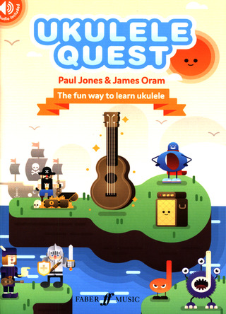 Paul Jones et al.: Ukulele Quest