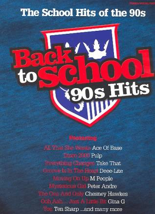 Back To School 90S Hits Pvg