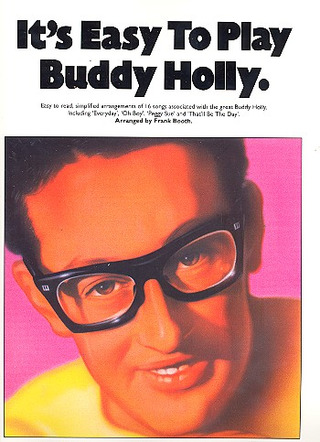 Holly Buddy: It's Easy To Play Buddy Holly
