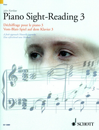 John Kember: Piano Sight-Reading 3