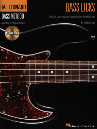 Ed Friedland: Bass Licks