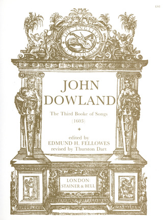 John Dowland: Third Book of Songs