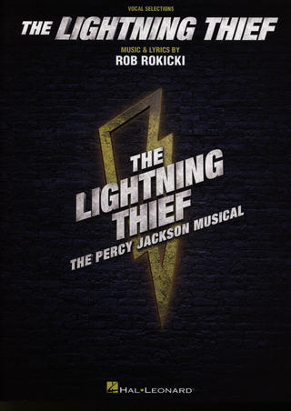 Robert Rokicki: The Lightning Thief – The Percy Jackson Musical
