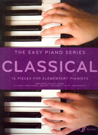 The Easy Piano Series: Classical (Easy Piano)