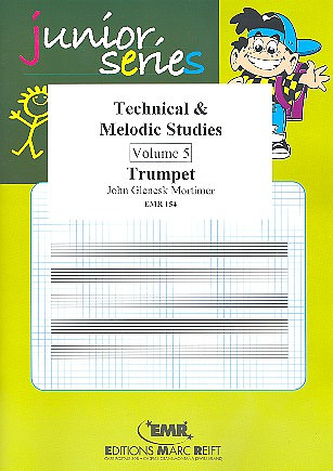 John Glenesk Mortimer: Technical & Melodic Studies Vol. 5
