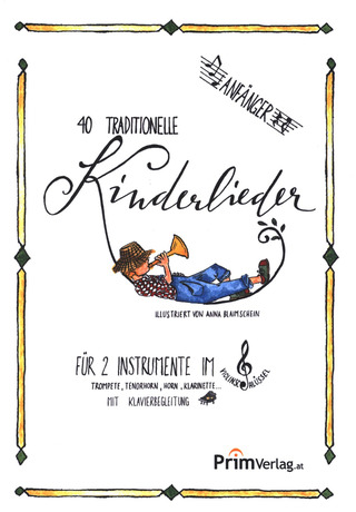 40 traditionelle Kinderlieder