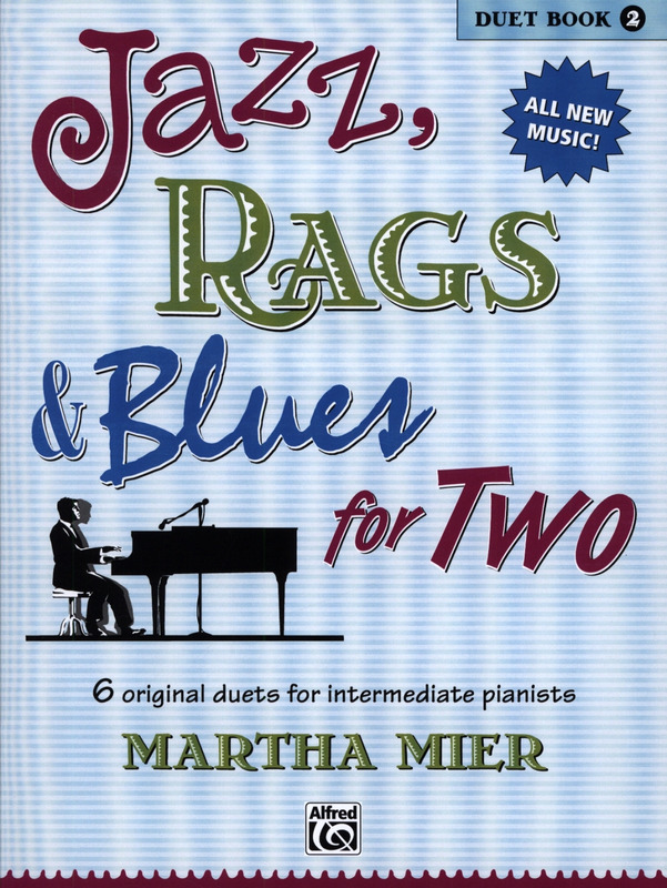 Martha Mier: Jazz, Rags & Blues for Two 2