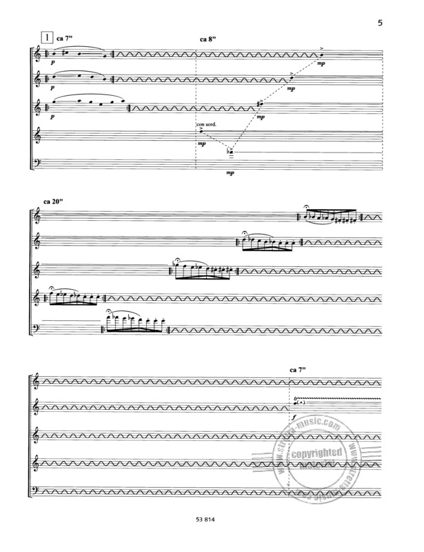 Peteris Vasks: 1. Bläserquintett (1977) (2)