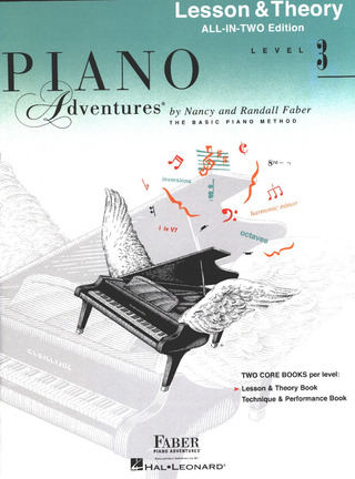 Nancy Faber: Piano Adventures Lesson & Theory - Level 3