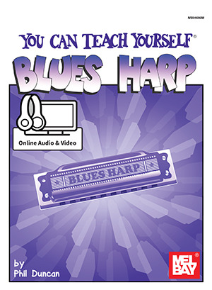 Phil Duncan: You Can Teach Yourself Blues Harp