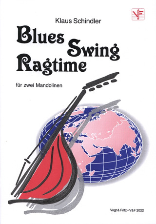Klaus Schindler: Blues - Swing - Ragtime