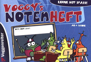 Martina Holtz: Voggy's Notenheft