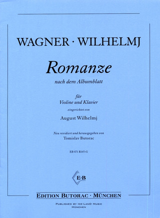 Richard Wagner: Romanze