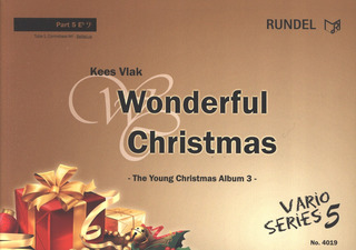 The Young Christmas Album 3 - Part 5 Eb (BC)