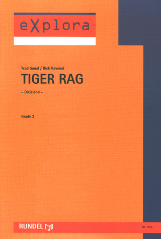 Dick Ravenal: Tiger Rag