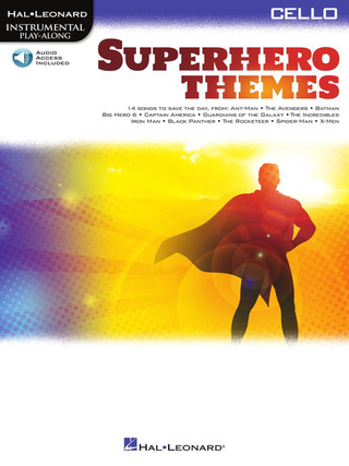 Superhero Themes