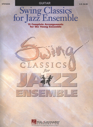 Swing Classics For Jazz Ensemble