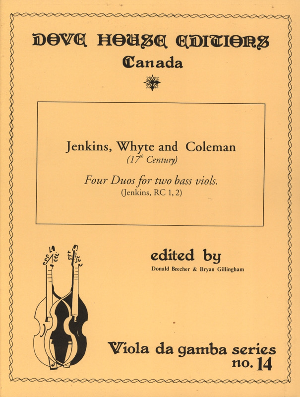 Jenkins Whyte And Coleman - 4 Duos