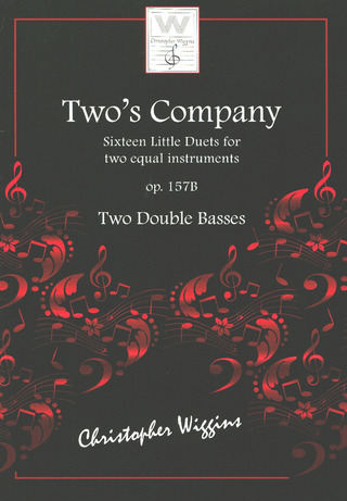 Christopher D. Wiggins: Two's Company op.157b