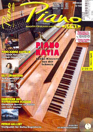 Piano News 2/2019 (März/April)