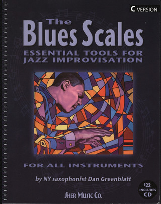 Greenblatt Dan: The Blues Scales
