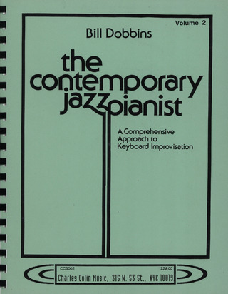Bill Dobbins: Contemporary Jazz Pianist 2