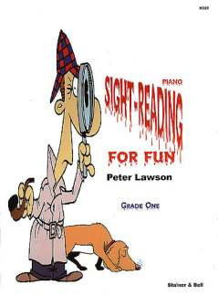 Peter Lawson: Sight reading for fun 1