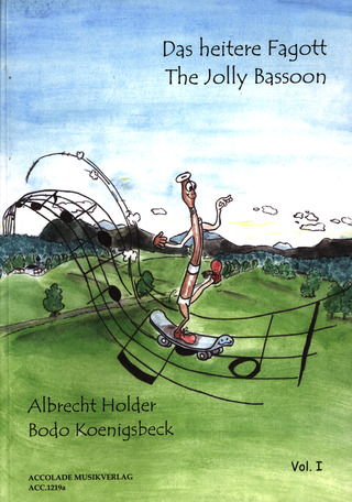 Albrecht Holder y otros.: The Jolly Bassoon 1