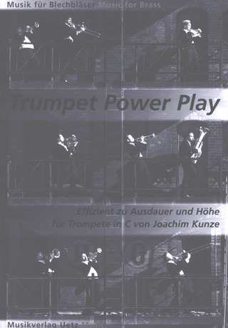 Joachim J. K. Kunze: Trumpet Power Play