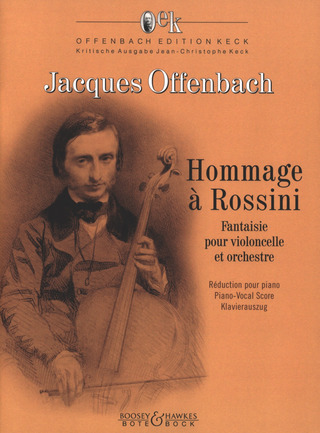 Jacques Offenbach: Hommage à Rossini