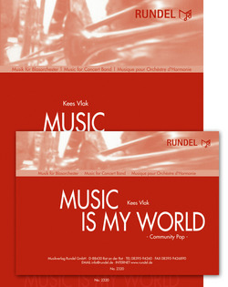 Kees Vlak: Music Is My World