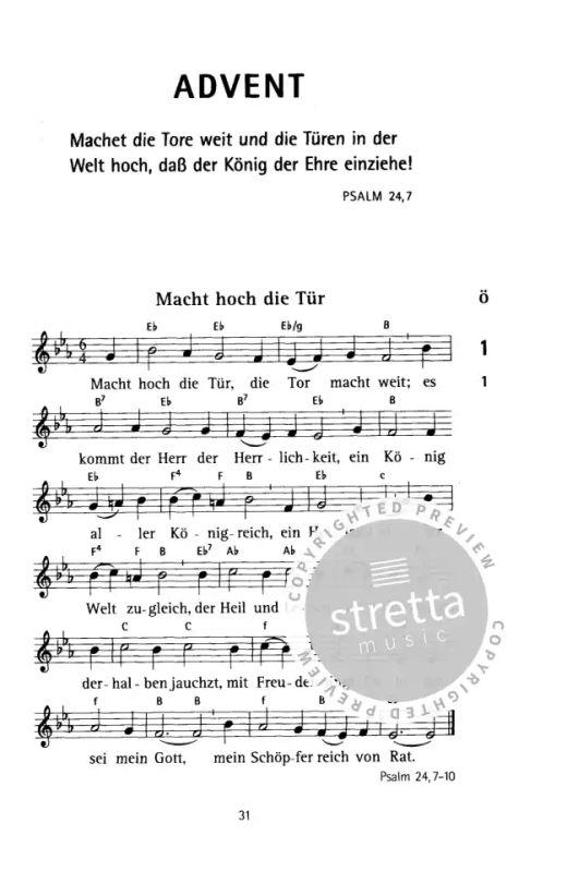 Evangelisches Gesangbuch Für Bayern Im Stretta Noten Shop